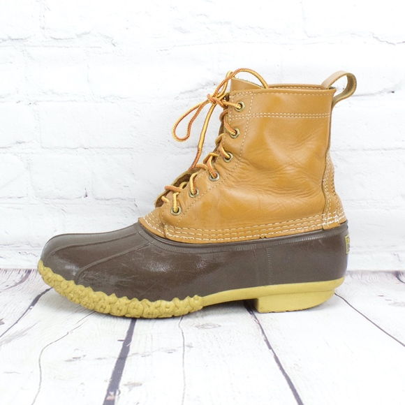 Ll Bean Classic 8 Thinsulate Duck Boots